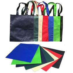 Plain Reusable Grocery Shopping Totes Bag Bags Recycled Eco