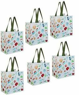 Earthwise Reusable Grocery Bags Shopping - Totes