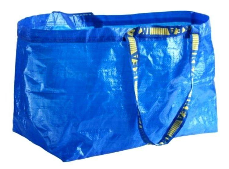 10 shopping bag laundry tote