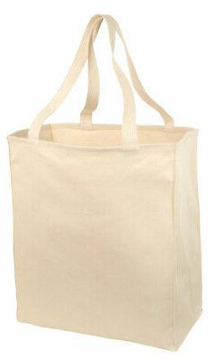 B110 Port Authority Over-the-Shoulder Grocery Tote