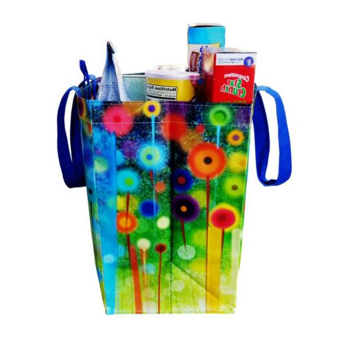 Earthwise Reusable Grocery Shopping Totes Gift Heavy