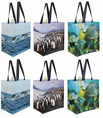 reusable grocery bags shopping totes with national