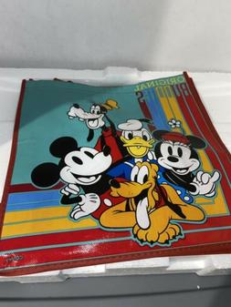 NEW Disney MICKEY MOUSE Reuseable Tote GIFT BAG 90 Years Gra