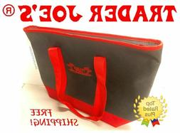 NEW! Trader Joe's Large Reusable Insulated Grocery Cooler To