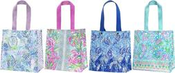 Lilly Pulitzer ❤ Reusable Grocery Tote  4 OPTIONS: Vista,